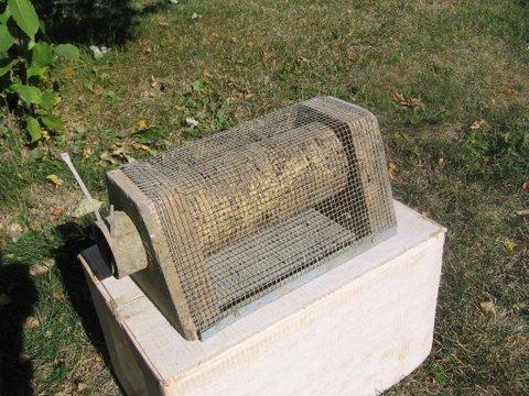lake water filter used